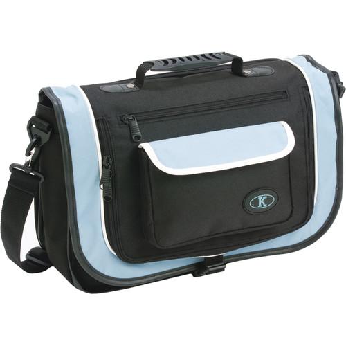 KACES Clarinet Case Shoulder Bag (Pastel Blue)