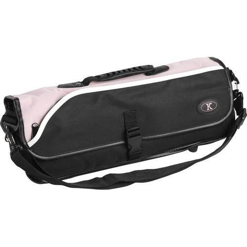 KACES Flute Case Shoulder Bag (Pastel Pink)