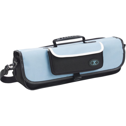 KACES Flute Case Shoulder Bag (Baby Blue)