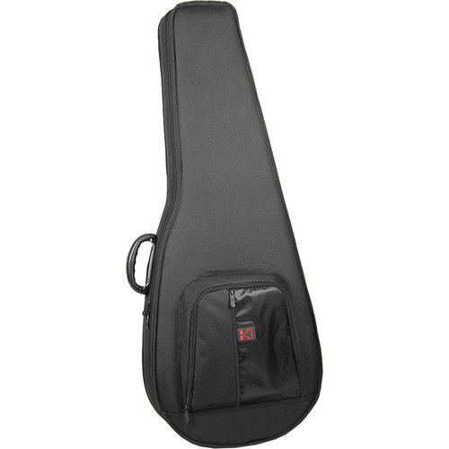 KACES Xpress Series Polyfoam Case for Dreadnought Acoustic Guitar
