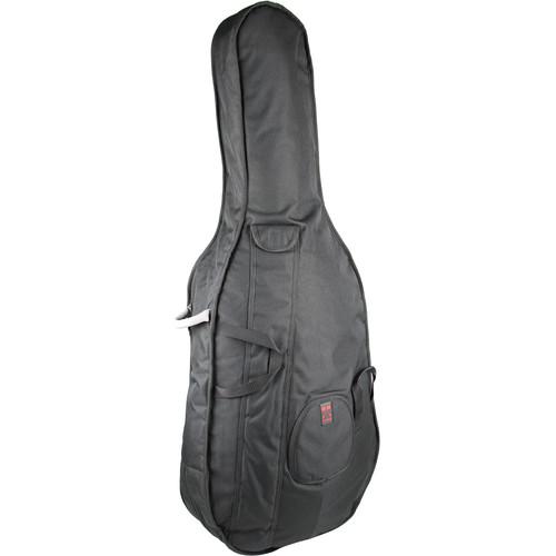 KACES UKCB-4/4 University Series Cello Bag (4/4-Size, Black)