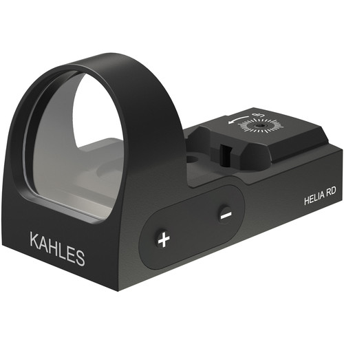Kahles 1x26 Helia RD Red Dot Sight (2 MOA Reticle)