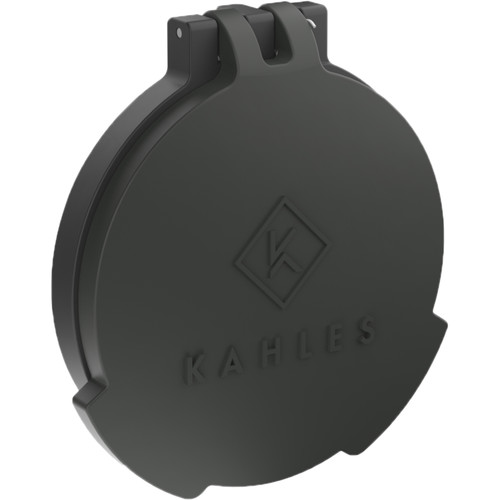 Kahles 24mm Flip-Up Objective Lens Cap with Adapter Ring