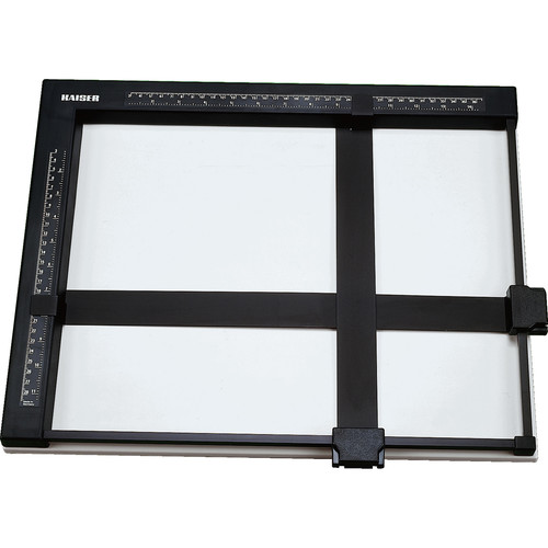 "Kaiser 9.5 x 12"" Masking Frame with Adjustable Margins"