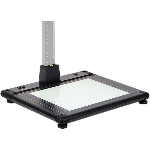 Kaiser Illuminated Dimmable Base Plate for Copylizer eVision exe.cutive HF Camera Stand