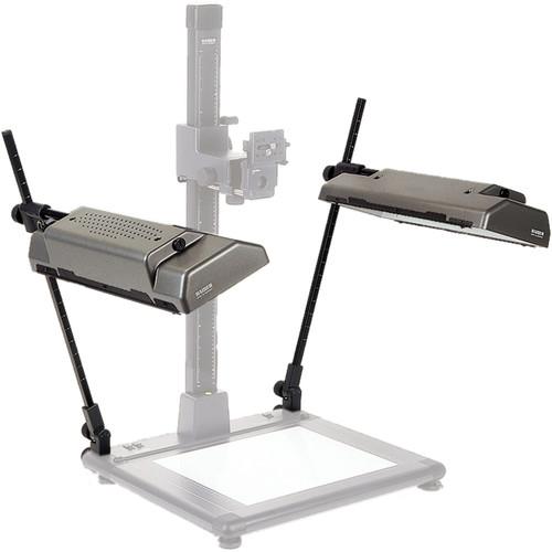 Kaiser RB 2.36 Dual Lighting Unit for Copylizer eVision exe.cutive Camera Stand (2x 36W)