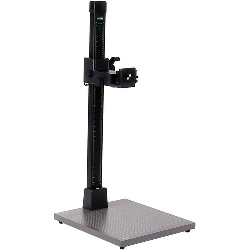 Kaiser Copy Stand RS 1 with RA-1 Arm with 1:6 Step-Down Fine Drive Transmission