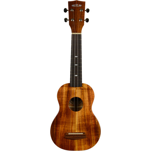 KALA KOA 1 Soprano Ukulele (Cured Gloss)