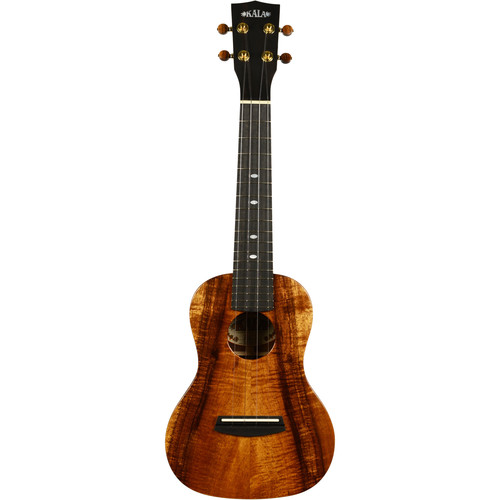 KALA KOA 3 Concert Ukulele (Cured Gloss)