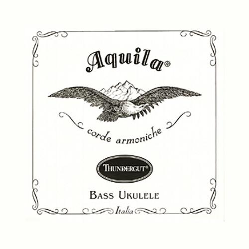 KALA Aquila Thundergut U-Bass Strings (5-String Set, White)