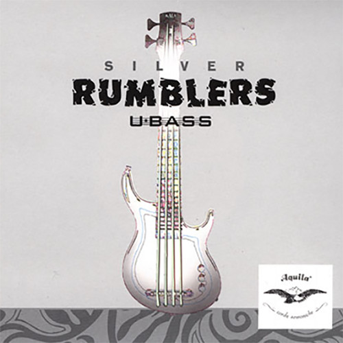 KALA Aquila Silver Rumblers U-BASS Strings