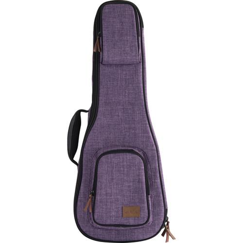 KALA Sonoma Coast Collection Baritone Ukulele Case (Purple)