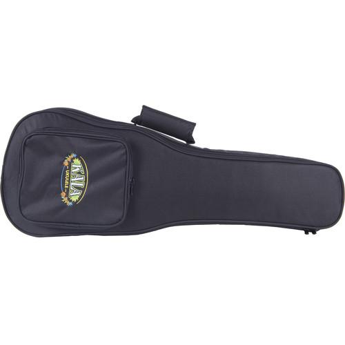 KALA Deluxe Ukulele Bag with Accessory Pocket (Tenor, Kala Logo)