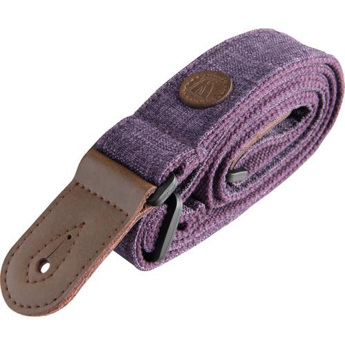 KALA Sonoma Coast Collection Ukulele Strap (Purple)