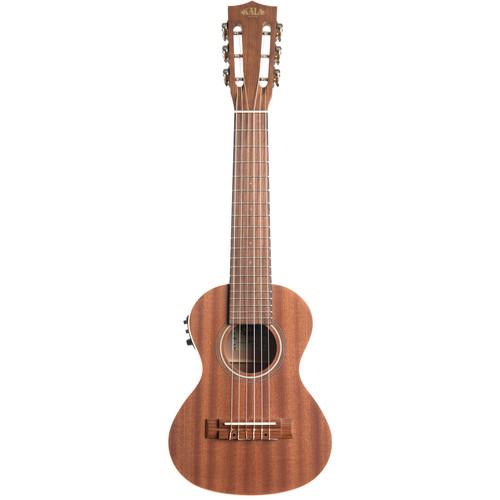 KALA Mahogany Guitarlele with EQ (Satin)