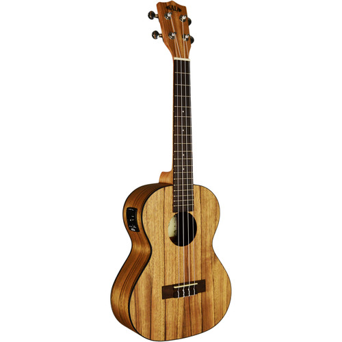 KALA KA-PWT Pacific Walnut Acoustic/Electric Tenor Ukulele