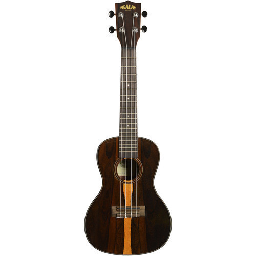 KALA Concert Ziricote Ukulele with Gloss Finish