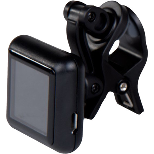 KALA Klipz Recharge Rechargeable Clip-On Instrument Tuner (Black)