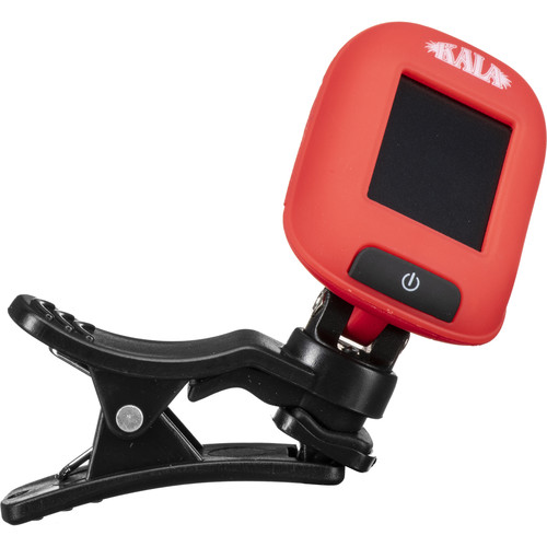 KALA Klipz Clip-On Tuner (Red)