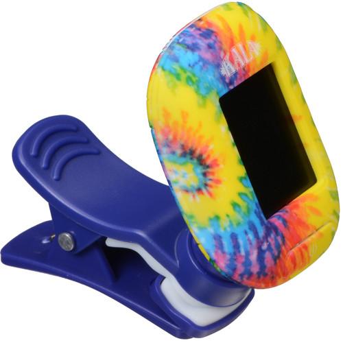 KALA Klipz - Clip-On Tuner (Tie-dye)