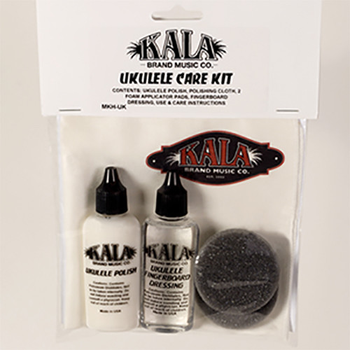 KALA Instrument Polishing Kit for Ukulele / U-BASS
