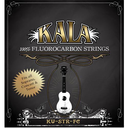 KALA Fluorocarbon Ukulele Strings