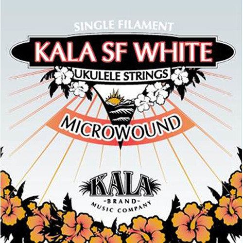 KALA Kala Pearls Micro-Wound Ukulele Strings (Soprano Low G)