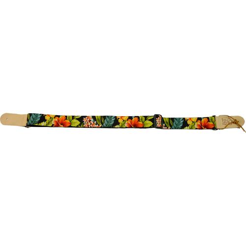 "KALA Handmade Instrument Strap (1.5"", Bird of Paradise)"