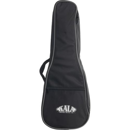 KALA Standard Concert Ukulele Gig Bag (Gray Piping  Logo)