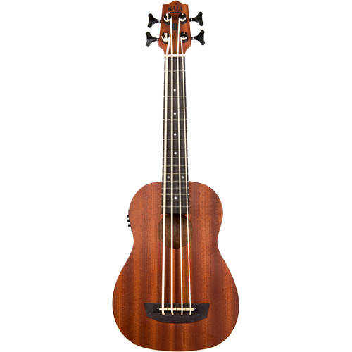 KALA UBASS-WNDR-FS Wanderer Acoustic/Electric U-Bass (Satin)