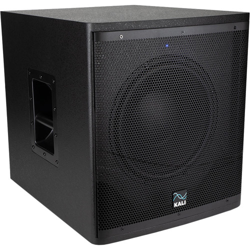 Kali Audio WS-12 Project Watts Studio/Live 1000W Powered Subwoofer (Black)