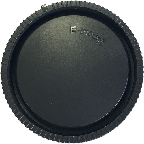 Kalt NP11130 Plastic Rear Lens Cap for Sony E-Mount