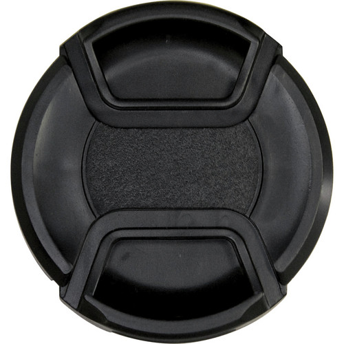 Kalt 52mm Finger Grip Snap-In Lens Cap