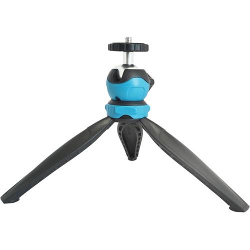 Kalt TT4 2-in-1 Tabletop Tripod (Blue)