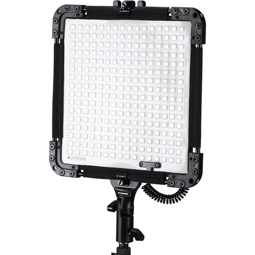 Kamerar BrightCast Variable 15-345 Flexible Bi-Color LED Panel with Sony L-Series Battery Plate