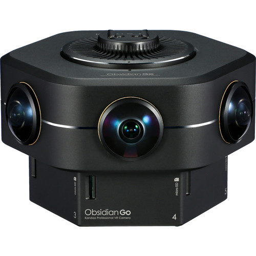 Kandao Obsidian GO 360° 3D VR Camera