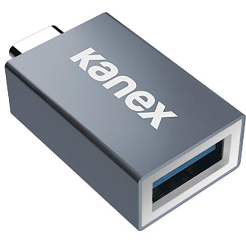 Kanex USB 3.0 Type-C Male to Type-A Female Premium Mini Adapter