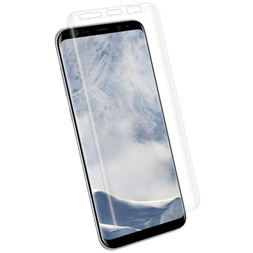 Kanex EdgeGlass Edge to Edge Glass Screen Protector for Galaxy S8+ (Clear)