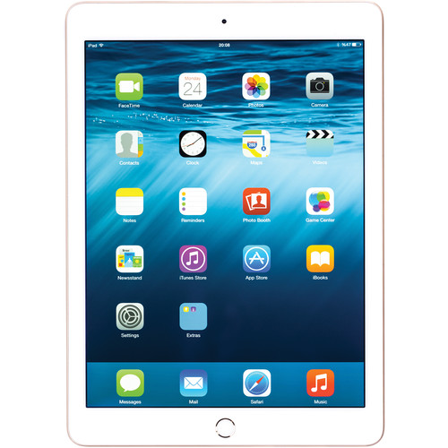 """Kanex Premium Tempered Glass Screen Protector for iPad 9.7"""""""