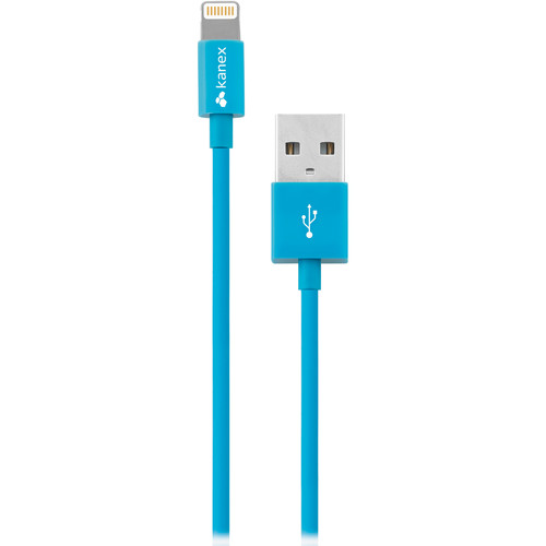 Kanex Lightning to USB Cable (4', Blue)