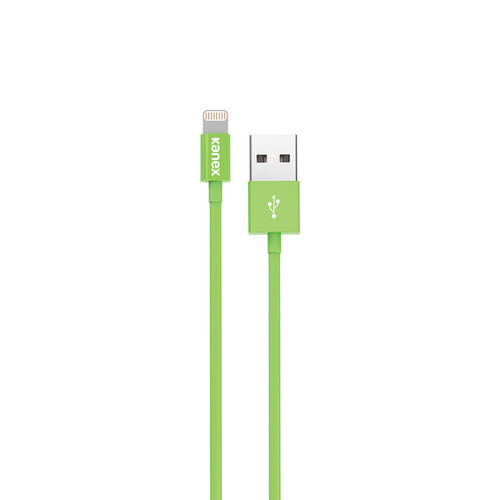 Kanex Lightning to USB Cable (4', Green)