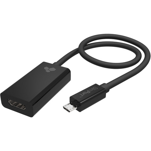 "Kanex SlimPort to HDTV Adapter (12"")"