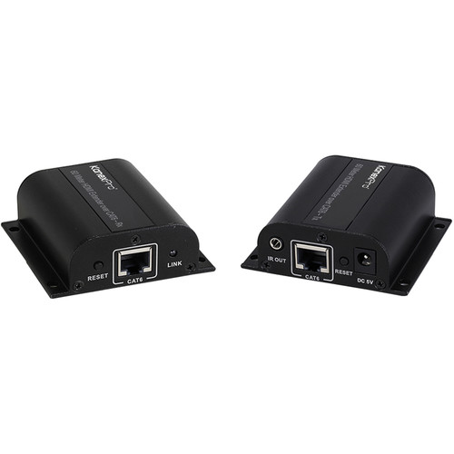 KanexPro HDMI Full HD Extender over Cat6 (196')