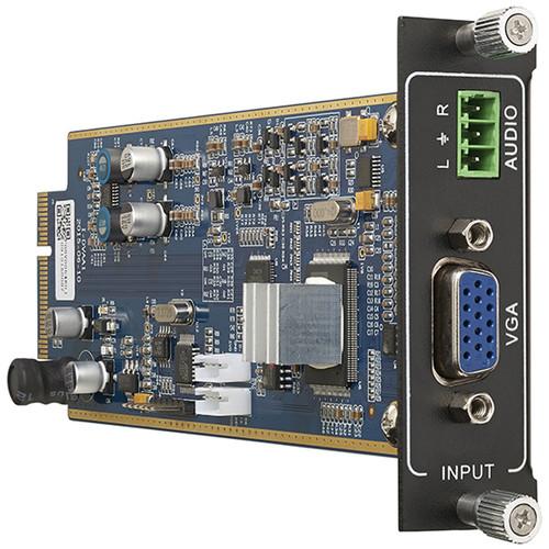 KanexPro Flexible One Input VGA Card with Analog Audio