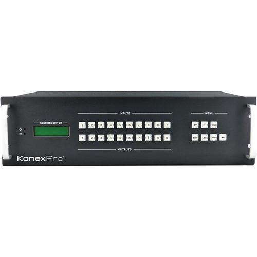 KanexPro Professional 16 x 16 HDMI to HDBaseT Matrix Switcher