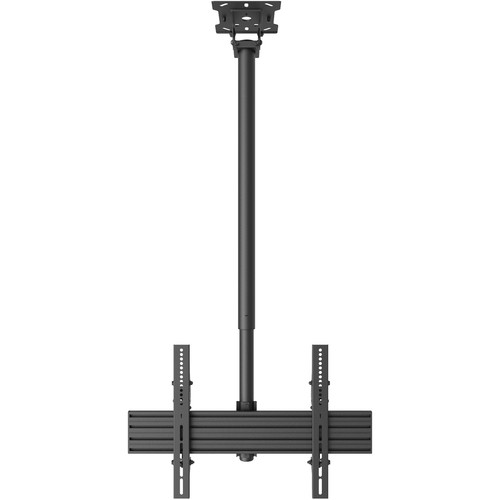 """Kanto Living CM600 Full-Motion Ceiling Mount for 37 to 70"""" TVs (Black)"""