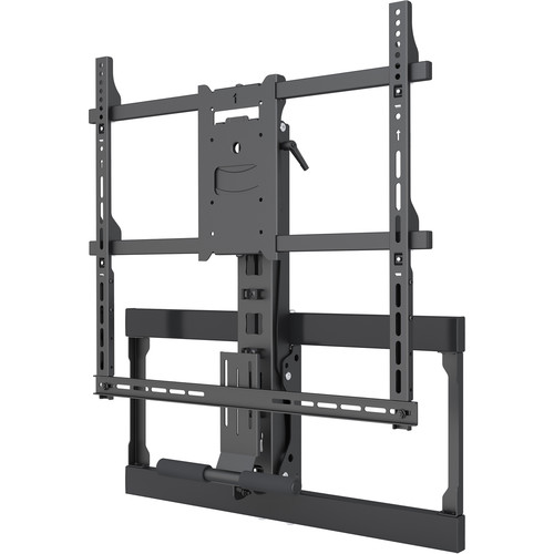 """Kanto Living Pull-Down Fireplace TV Mount for 42-65"""" Screens"""