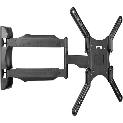"Kanto Living M300 Full Motion Wall Mount for 26 to 55"" Displays (Black)"