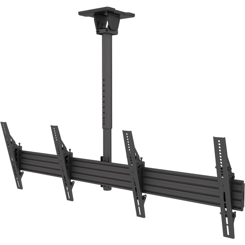 Kanto Living MBC211T Menu Board Ceiling Mount System for Up to Two Displays