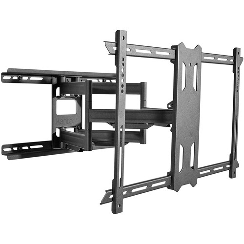 """Kanto Living PDX650 Full-Motion Wall Mount for 37 to 75"""" Displays (Black)"""
